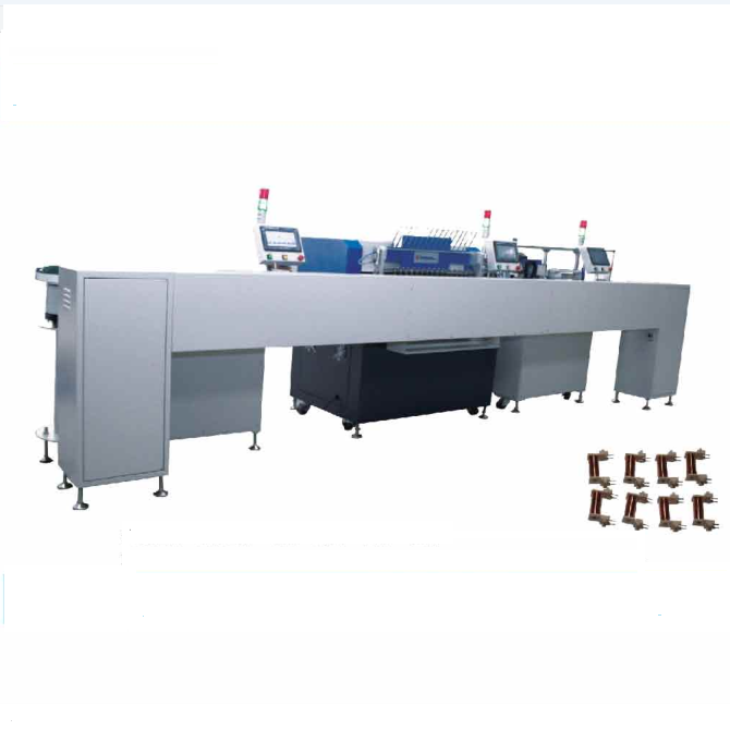 ModelER3716 Full Automatic Production Line For Inductor Customized
