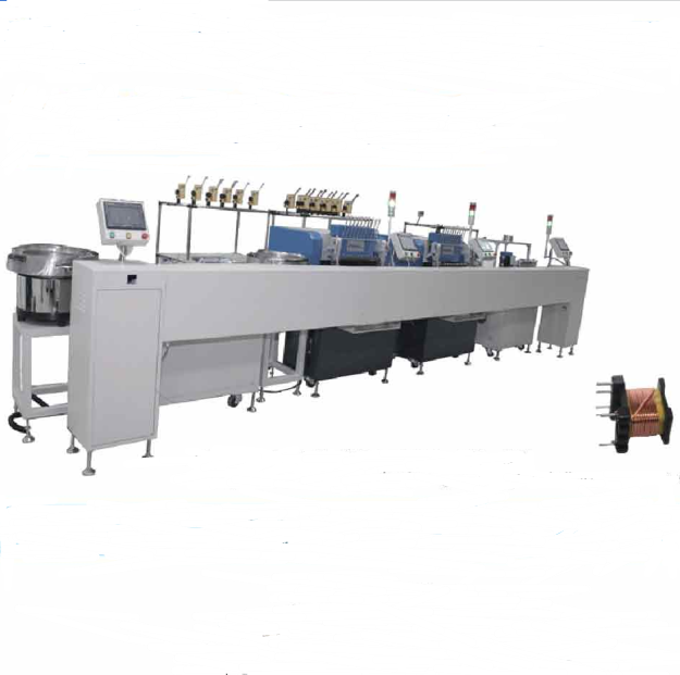 ModelER3710 Full Automatic Production Line for Pulse Transformer