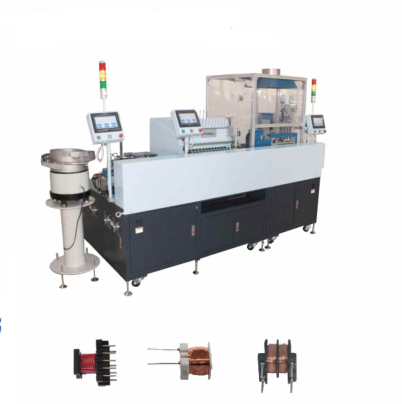 ModelEZ3712 Full Automatic Production Line For Inductor Customized